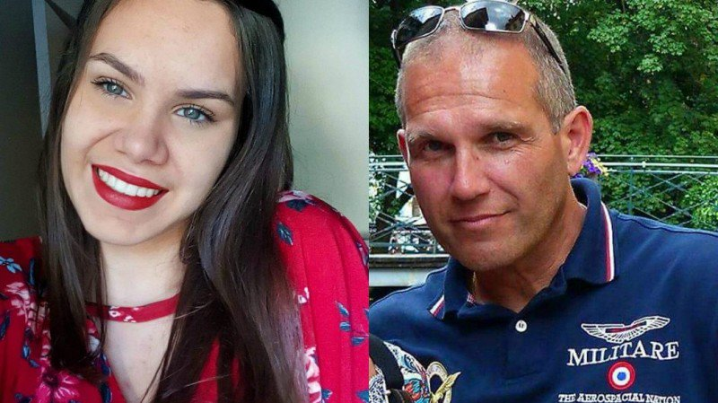 Disparition de Christophe Orsaz et de sa fille Célia - 30 Nov 2017 Celia110