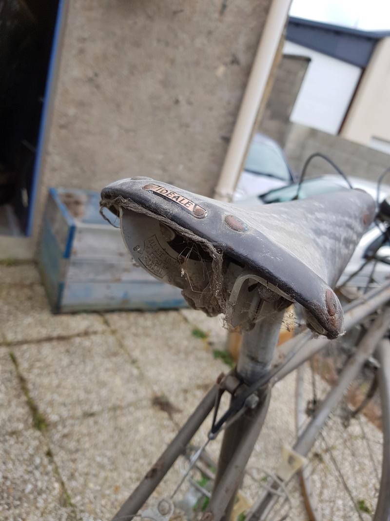 Randonneuse Chanceau (vélo paternel) 20180312