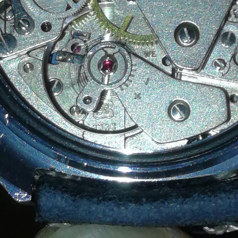 Lanco chrono vintage Cm180311