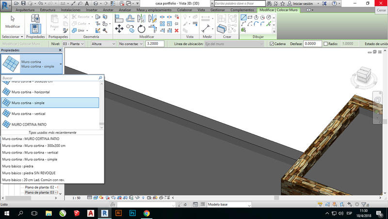 u glass Revit_12