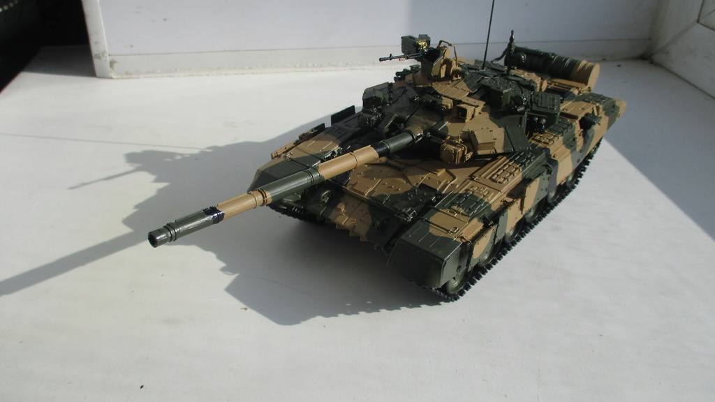 "Т-90 и БМПТ ""Рамка""(Терминатор), Звезда, 1/35 Img_1310"