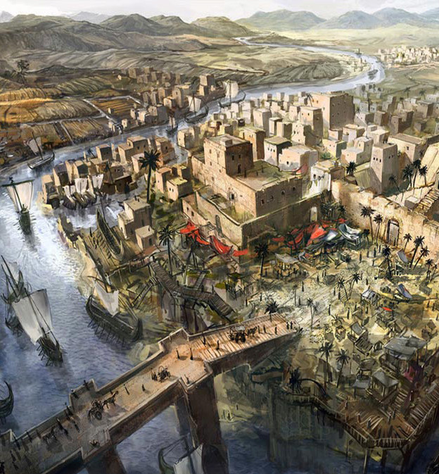 Nippur: A Segunda Cidade dos Deuses. Nippur10