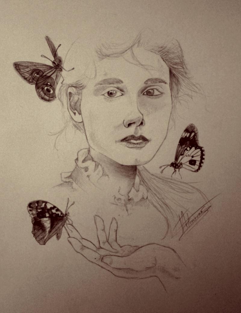 La demoiselle aux papillons Img_9811
