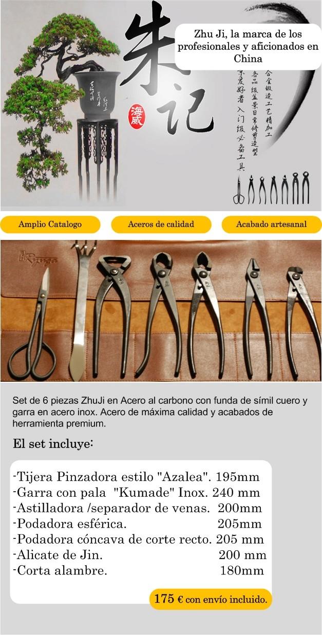 Set herramientas Zhu-Ji Dibujo10