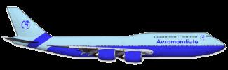 Les nouvelles couleur d'Aéromondiale Livrye10