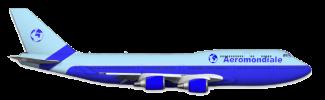 Les nouvelles couleur d'Aéromondiale Livrye12