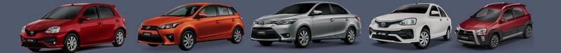 Club Toyota Etios, Toyota Yaris Argentina
