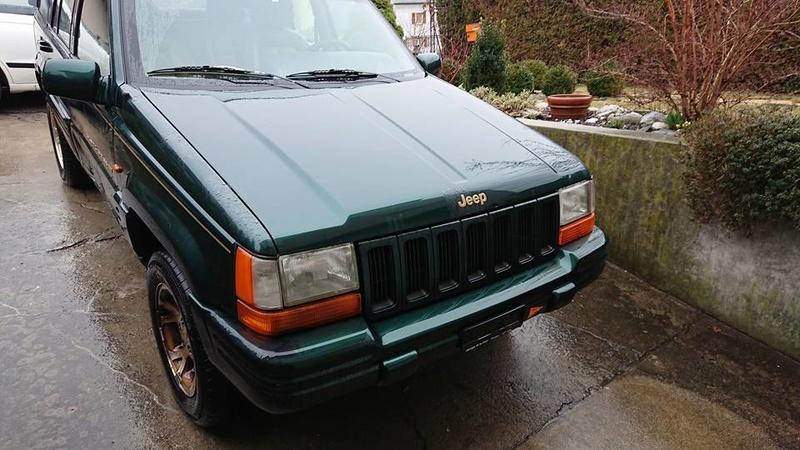 jeep grand cherokee v8 5.2l de 1996 29133110