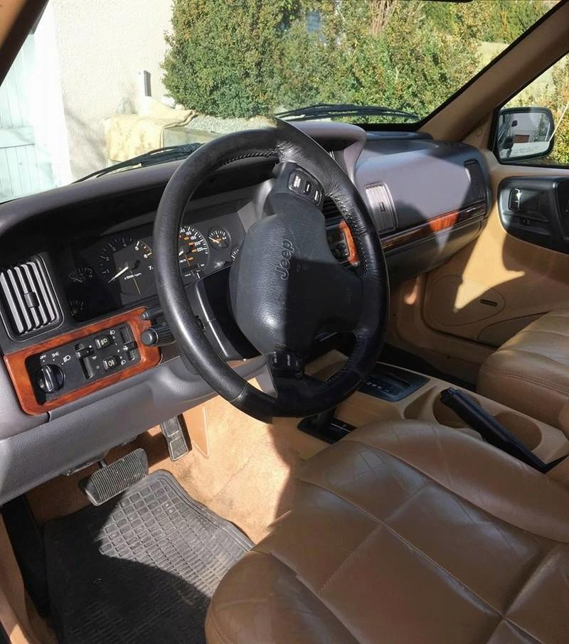 jeep grand cherokee v8 5.2l de 1996 29133111