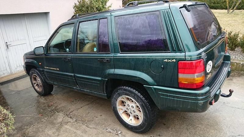 jeep grand cherokee v8 5.2l de 1996 29133810