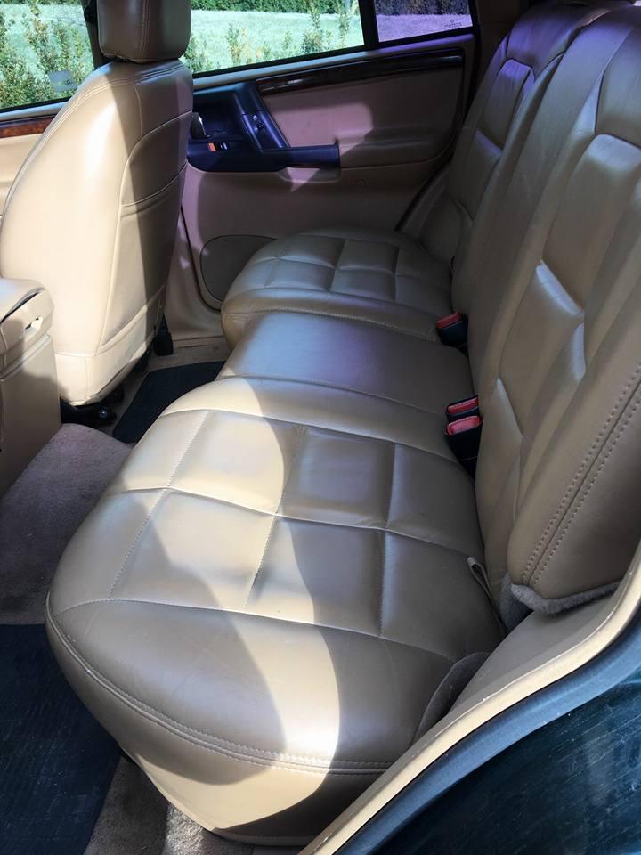 jeep grand cherokee v8 5.2l de 1996 29197110