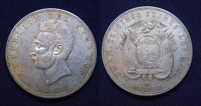 5 SUCRES ECUADOR 1943 5_sucr10