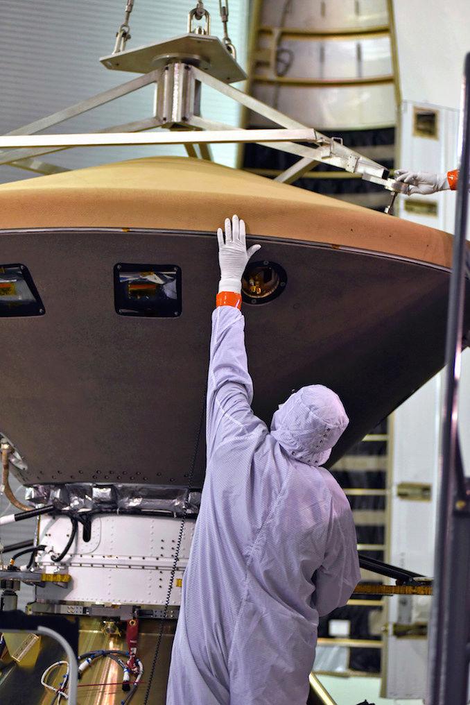 Préparation de la mission martienne InSight - Page 7 Insigh10