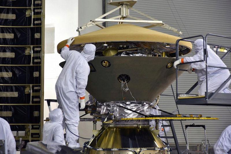 Préparation de la mission martienne InSight - Page 7 Insigh11