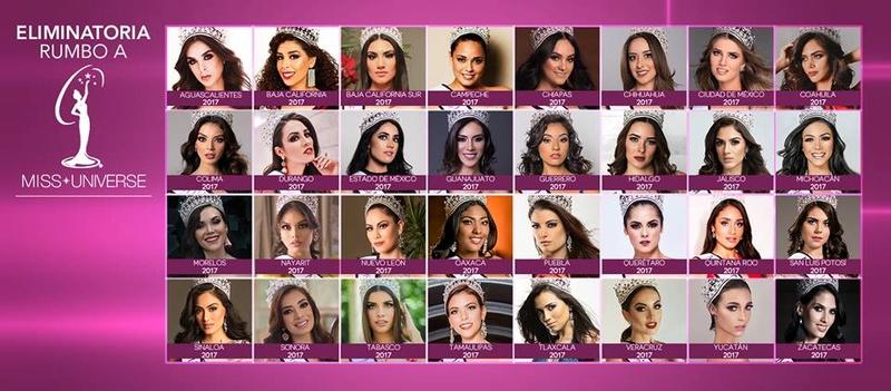 ღ  Mexicana Universal Mexico 2018  ღ  Missmx10