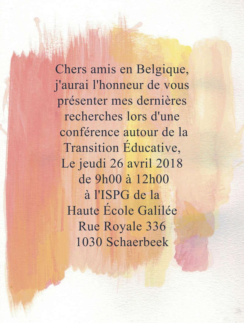 réforme de l'éducation en Belgique francophone Finali10