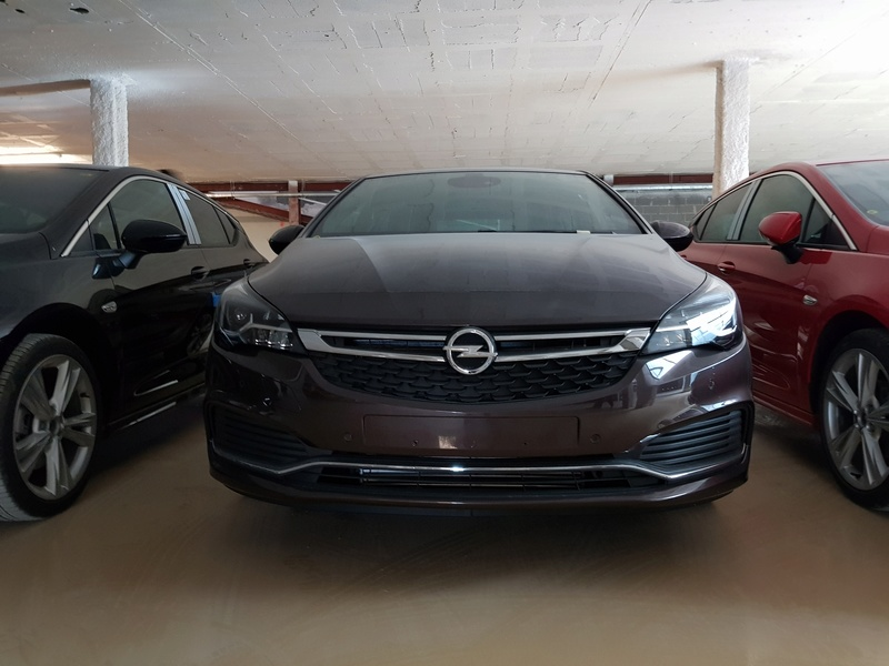 Astra GSI Line 1.6Turbo 160CV Marron tropical 20180311