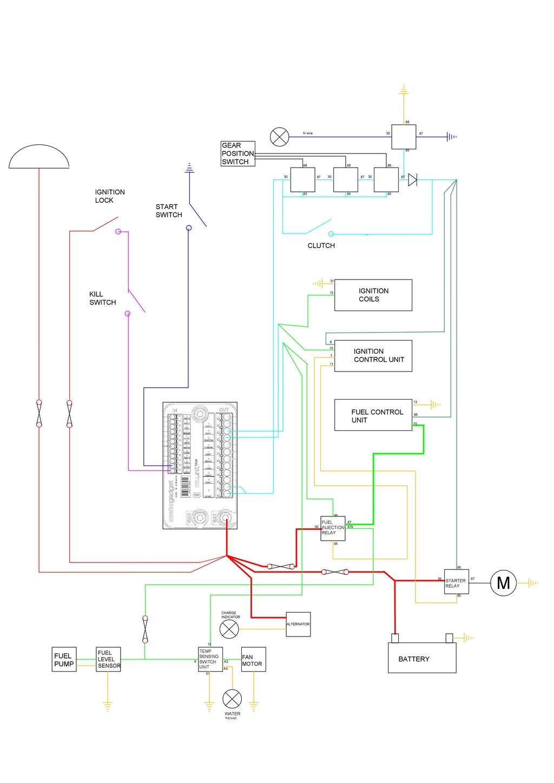 wiring m.unite 000111