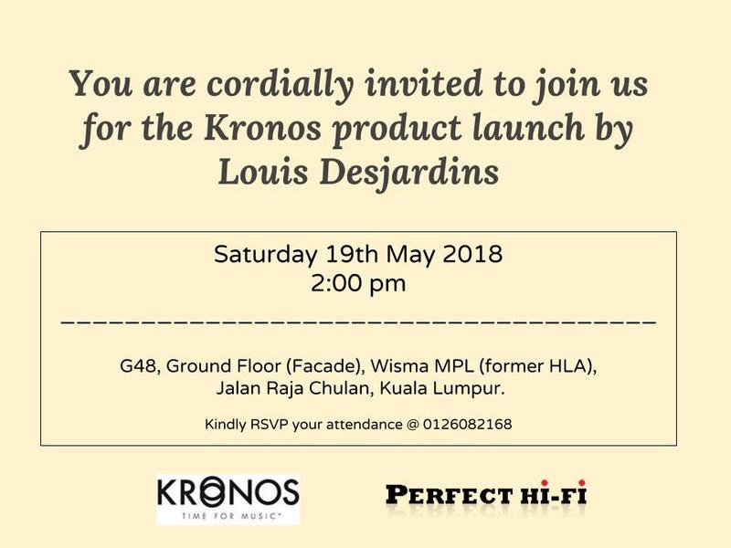 Kronos product launch day! Whatsa15