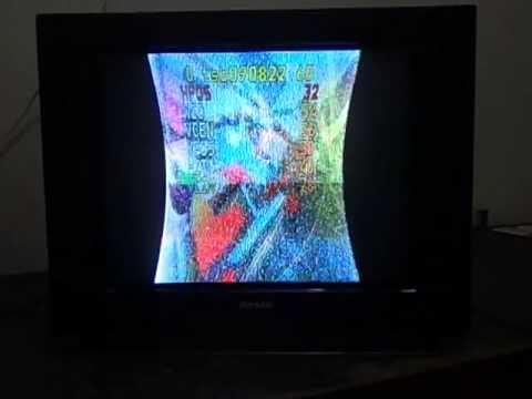 TV PHILLIPS 29PT9467C/78 QUEIMANDO SAÍDA HORIZONTAL Deflet14