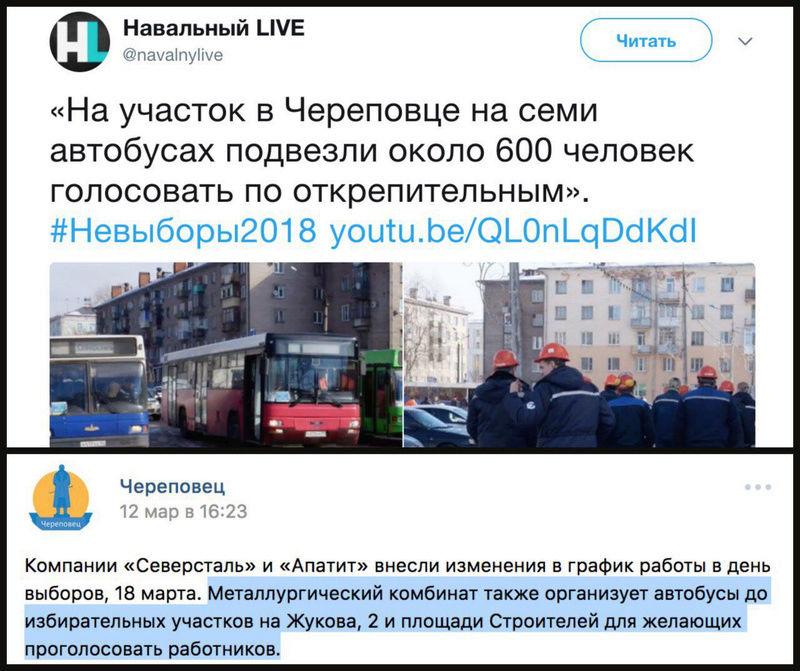 Фэйки Алексея Навального: попытки сорвать выборы не увенчались успехом Image012