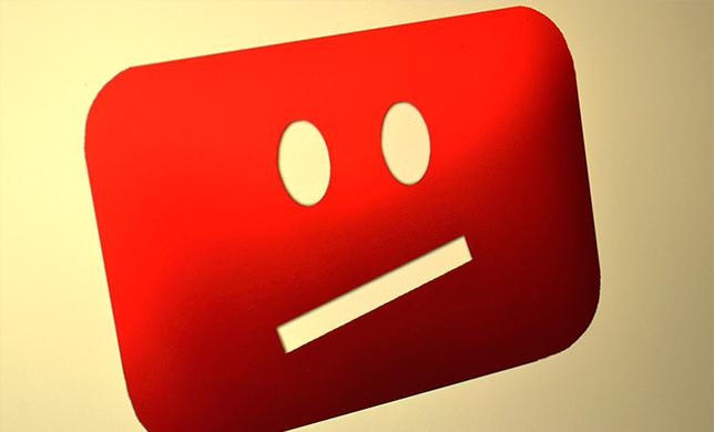 YouTube пополнил список недобросовестных сервисов вслед за Facebook и WhatsApp T644s10