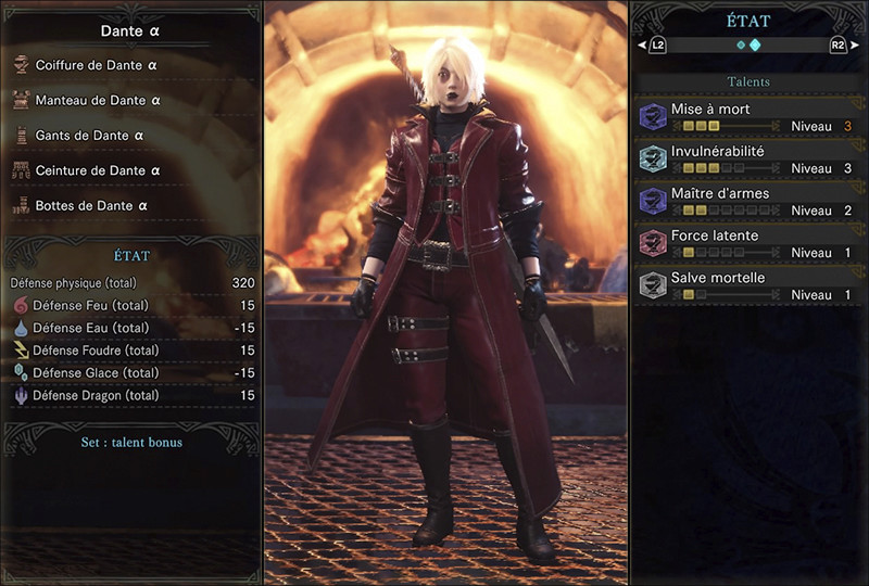 Collaboration : Devil May Cry Armor_10
