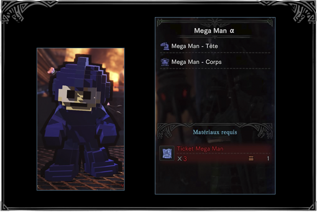 Collaboration : Mega Man Megama10