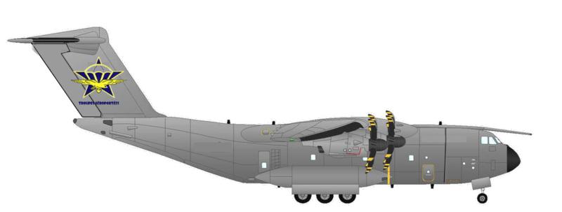 Demande des Commandos Parachutistes Lédoniens A400pa10