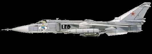 LED-Smoky Led2410