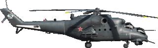 Etat de l'armée de l'air lédonienne Mi-35m11