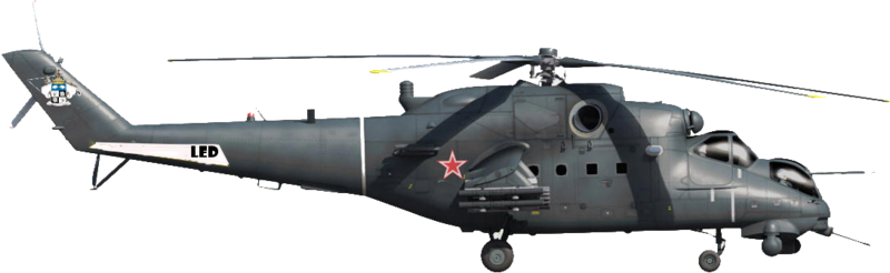 Base aéronavale de Lunedon Mi-35m12