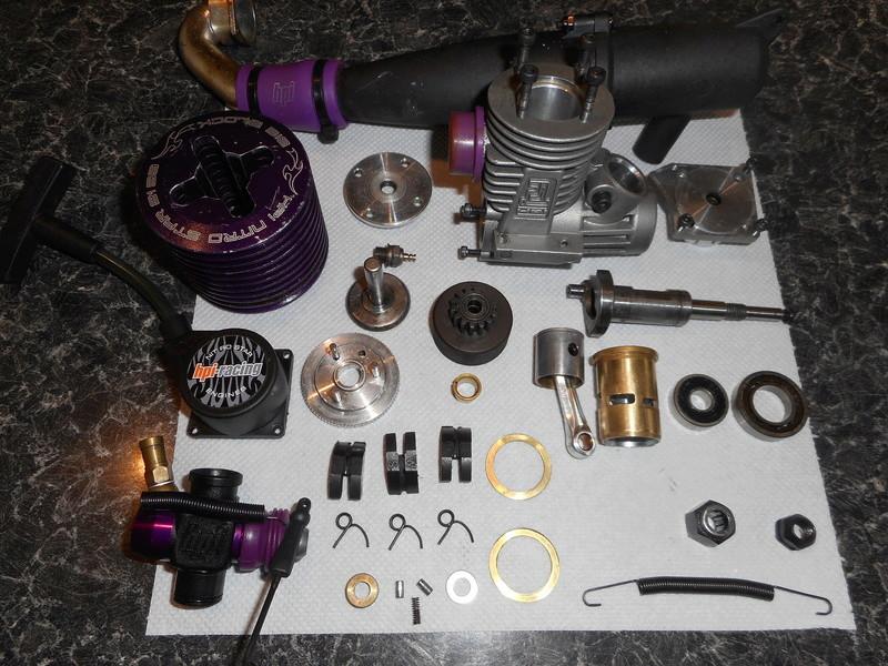 Quick engine overhaul. Dscn0815