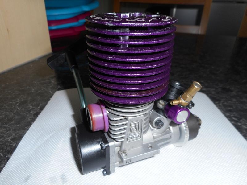 Quick engine overhaul. Dscn0817