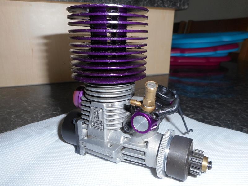 Quick engine overhaul. Dscn0818