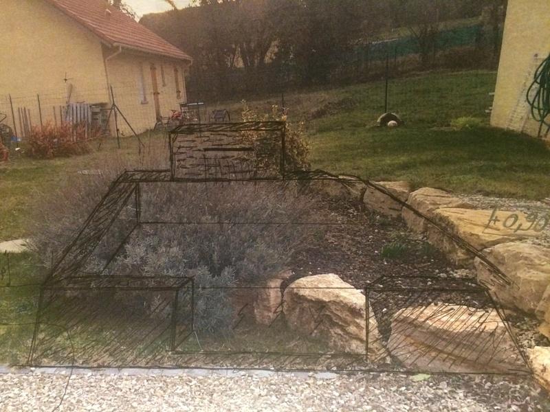Projet de bassin semi enterré et vitré dans enrochement existant - Page 4 66f38710