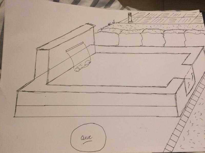 Projet de bassin semi enterré et vitré dans enrochement existant - Page 3 96715810