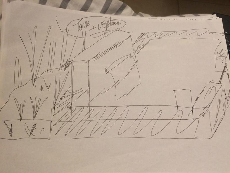 Projet de bassin semi enterré et vitré dans enrochement existant - Page 3 C2931110