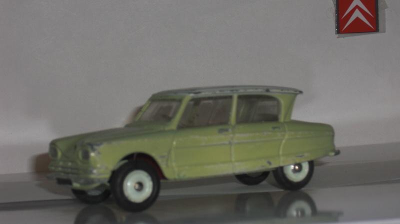 Citroën Ami SIXTIES : un chef-d'oeuvre... à sa façon.  Ami_6_11