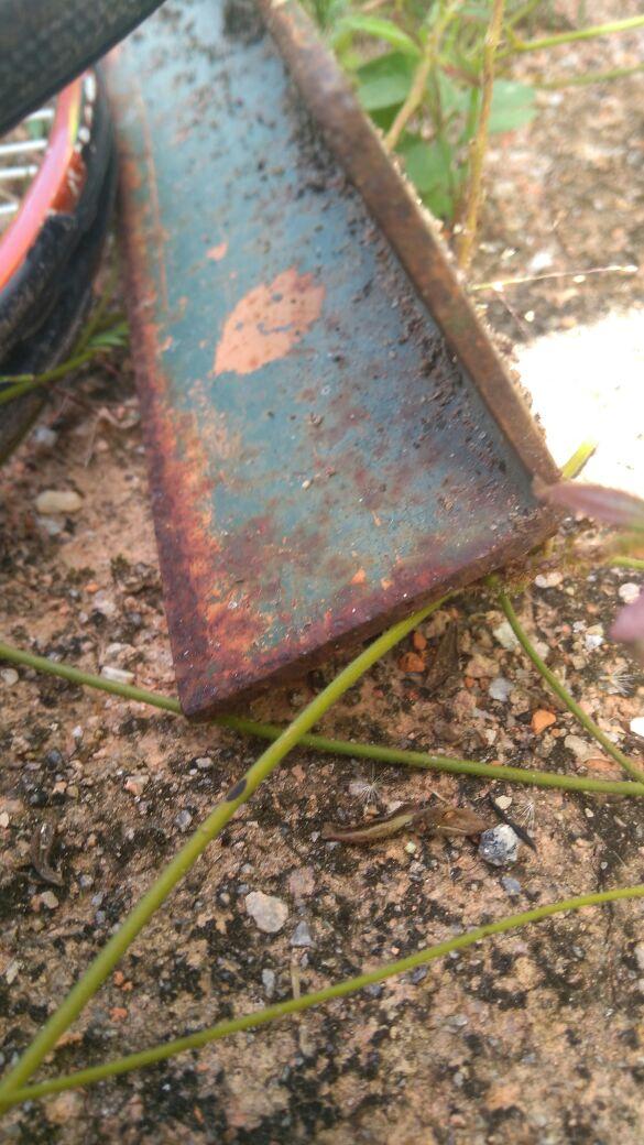 Preparazione campi in terra rossa Rastre10