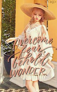 Galerie d'avatars de Yagami/Cookie/MinYou ♔  Wonder12