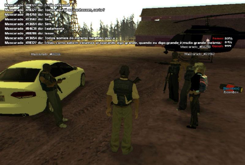 [Milícia] Liga da Justiça  Rp1412