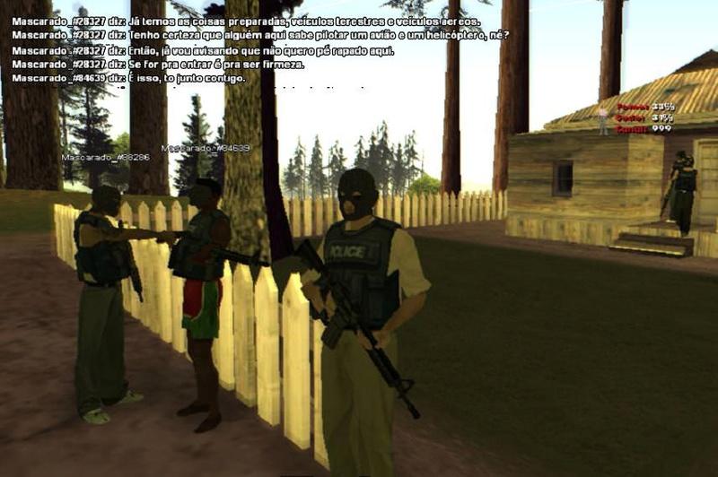 [Milícia] Liga da Justiça  Rp1612