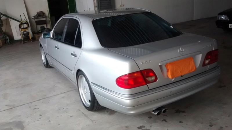 W210 - E55 à venda - alguém conhece? Merced12