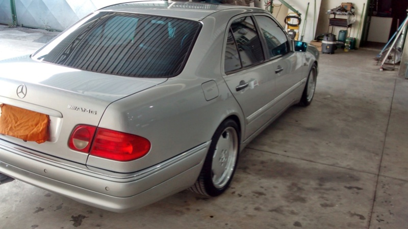 W210 - E55 à venda - alguém conhece? Merced13