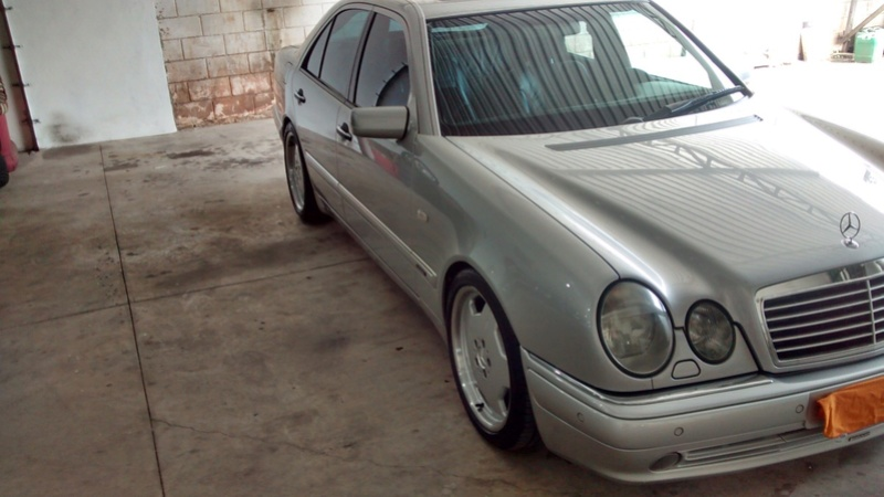 W210 - E55 à venda - alguém conhece? Merced14
