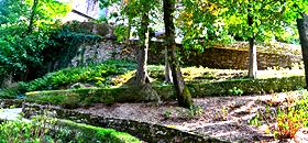 L'enceinte du château