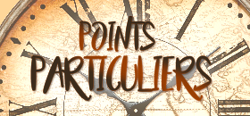 Points particuliers