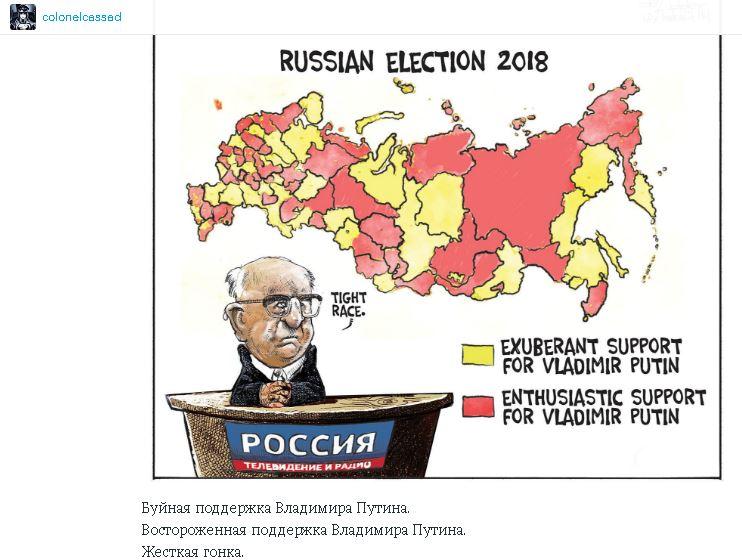 """БигДАТАмайнинг КРИКОВ обиженных... и оглушительно проигравших  """"либералов"""" про %% Путина =не имеют смысла. Idze_a11"""