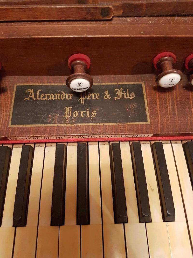 Harmonium de famille - évaluation pour vente Harmon15